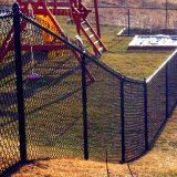 Cheap Wire Mesh Fence Galvanized Stainless Steel Chain Link Mesh