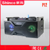 Shinco Bluetooth Prefessional Active Multimedia Wireless Portable Speaker