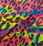 Custom Printed Design Knit Swimwear Spandex Nylon Fabric