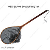 Long Handle Boat Landing Net Fly Fishing Net