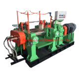 Two Roll Mill Rubber Mixing / Rubber Mixer Machine Price