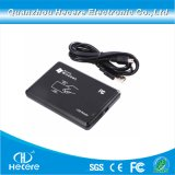 USB 125kHz/13.56MHz RFID Card Reader Keyboard Emulation