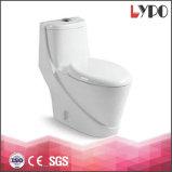 Wholesale Bathroom Accessories Toilet Bowl White Colored One Piece Washdown Ceramic Toilet
