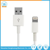 Mobile Phone 5V/2.4A Mfi Lightning Data USB Cable for iPhone