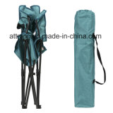 Outdoor Portable Folding Highback Chair for Camping, Fishing, Beach, Picnic and Leisure Uses: K400