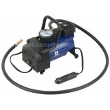 DC 12V 150psi Portable Mini Air Compressor with Gauge Model HD-502H
