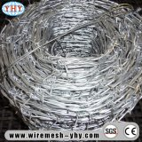 Cheap Double Twist Steel Galvanized Barbed Wires Price Per Roll