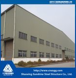 Cheap Light Steel Structure Building with H Beam on Factory for Warehouse
