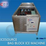 China Supplier Directly Eaten Bag Ice Machine (MBB10)