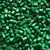 Plastic Color for LDPE and HDPE/PVC Pet Green Masterbatch