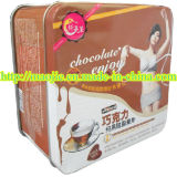 2014 New Arrival Pure Black Body Weight Loss Product Slimming Chocolate (MJ-QML10g*23PCS)