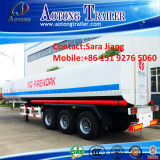 China Supplier 40, 000litres Fuel/Oil Tank Semi Trailer for Sale