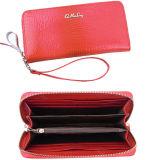 Women Lady Leather Wristlet Wallet Purse