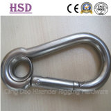 Kinds of Snap Hook Steel Zinc Plated and Stainless Steel