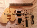 Grand Music / Unfinished Electric Guitar Kit (A125)