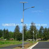 Solar Power Street Light 50W LED Bright Type