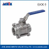 Mintn Manual 3-PCS Stainless Steel Ball Valve