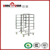 Hotel Restaurant Stainless Steel Bakery Food Gn Pan Trolley