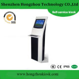 21 Inch Free Standing LCD Interactive Computer Kiosk with Win7