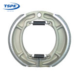 Chinese Spare Parts Motorcycle Brake Shoe for Suzuki Ax100