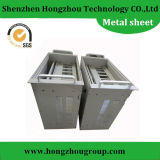 Large Machine Shell with Powder Coating Surface