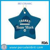Start Shaped Ceramic Business Gift