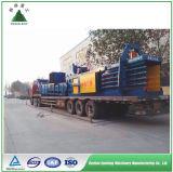 Automatic Hydraulic Horizontal Press Baler Machine for Occ Cardboard Paper