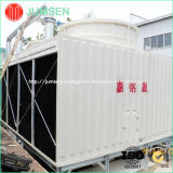 Industrial FRP Cross Flow Square Type Cooling Tower