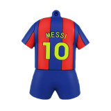 USB Flash Pen Drive 32GB Barcelona Messi Barcelona 10 Number Memory Stick PVC