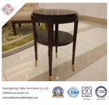 Wooden Hotel Furniture for Living Room Side Table (YB-T-2115)