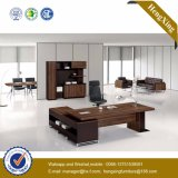 Wood Office Furniture Manager Executive Table (HX-TN195)