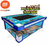 Fishing Hunter Arcade Games Lion King Safari Fish Game Machine for Sale