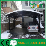 Sturdy Metal Carport High Performance on Snow Load
