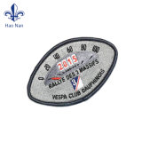 Custom Wholesale 3D Embroidery Patch/ Embroidery Badge for Clothing