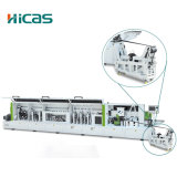 Hicas Edge Banding Machine Panel Saw And Sanding Machine