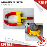 Portable Car & Motorcycle Safety Wheel Clamp Lock