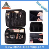 Lady Custom Travel Toiletry Organizer Brush Makeup Cosmetic Bag