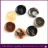 Resin Trousers Button & Urea & Mirror Face & Ox Horn Button for Clothing/Garment/Shoes/Bag/Case