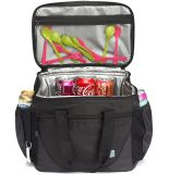 23L Leak Proof Insulated Extra Large Cooler Picnic Bag for Camping