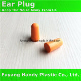 Ce Certificated Bullet PU Foam Earplugs