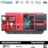 150kVA Factory Use Power Generation with Super Silent Enclosure