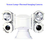 Multi-Function Double Xenon and Thermal Imaging PTZ Camera