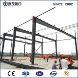 Hot Galvanizing Steel Structure Architecture for Industrial Building