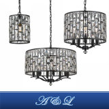 A&L Nordic Style Galina Series Modern Crystal Chandelier Pendant Lamp