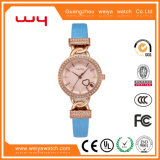 Wholesale OEM High Quality Jewelry Ladies Analog Gift Watch (WY-005)