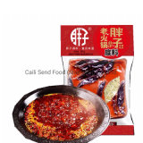 Chongqing Hotpot Soup Base Halal Food Spicy Hot Pot Condiment