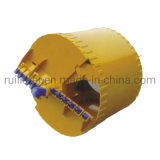 Double Cut Flat Drilling Bucket for Foundation Drilling Rig