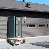 Kelai 145X20.5mm WPC Decorative Panel Wood Plastic Composite Wall Cladding Manufacturer Price