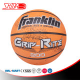 Rubber Basketball in Various Sizes, Suitable for Promotional and Training Purposes