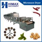 Automatic Drying Sterilization Equipment Conveyor Belt Fruit Tea Microwave Dryer Machine